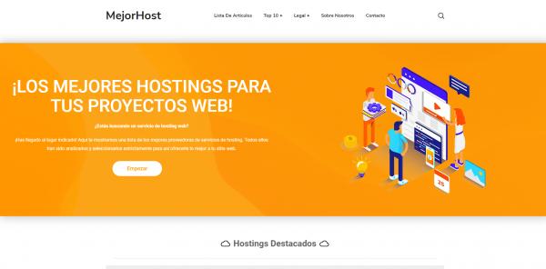 mejor host